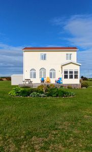 Photo for Oceanfront - PEI Beach House by the Bay - 4 Star - Great Location