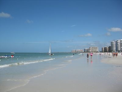 Photo for Beautiful Marco Island. Beach access, heated pool!