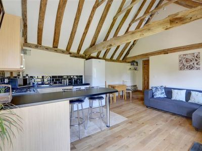 Photo for Vacation home Barley Byre in Rolvenden - 4 persons, 2 bedrooms