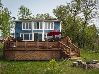 Photo for Beautiful Waterfront Cottage 1 hour from Toronto