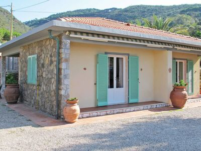 Photo for Vacation home Hausteil ohne Pool (CLV135) in Capoliveri - 2 persons, 1 bedrooms