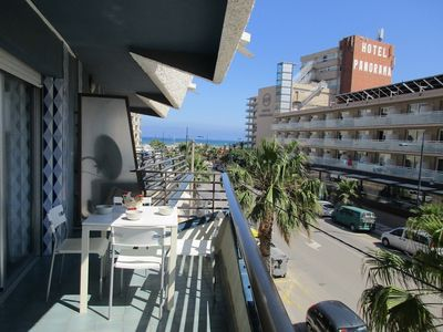 "Photo for A short walk away (243 m) from the ""Platja Gran de L'Estartit"" in Torroella de Montgrí with Internet, Pool, Air conditioning, Parking (747759)"