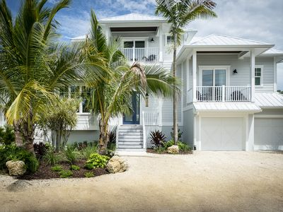 Photo for New LUXURY 4BD home, gorgeous pool, 2 blocks from beach - you'll LOVE it here!