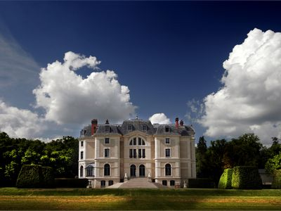 Photo for Exceptional 5-star château for vacations or event Tennis Swimming pool Golf