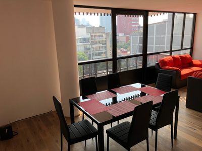 Photo for 2BR Apartment Vacation Rental in Hipódromo, CDMX