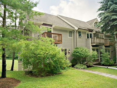 Photo for Bright Beginnings- 3 Bedroom Ski In/Ski Out Town Home on Wisp Mountain