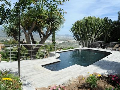 "Photo for Villa near the sea with private pool. "" Monte de los almendros """