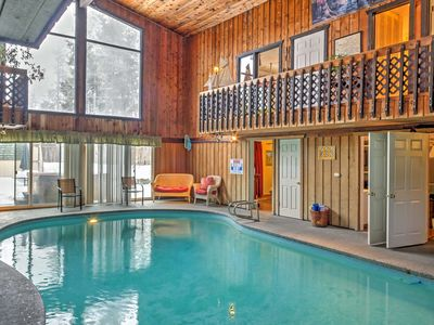 Photo for Mid-Century Coeur d'Alene House w/ Pool & Hot Tub!