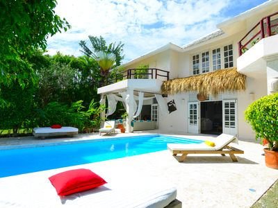 Photo for Punta Cana - Villa Patrick
