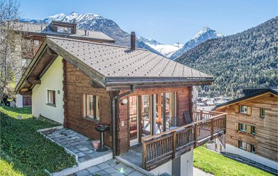 3 room accommodation in Saas-Fee