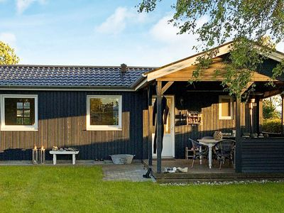 Photo for Charming holiday home in Juelsminde near beach