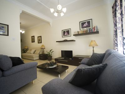 Photo for Modern apartment for 4 persons in perfect location of Sliema
