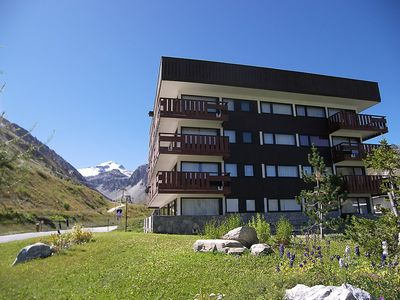 Photo for Apartment in the center of Tignes with Internet, Balcony (98577)