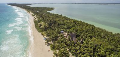 Photo for Casa Nalum - Luxury Beachfront Full Board Villa