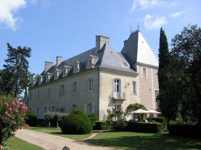 Photo for Chateau rental in Loire valley - Rent this chateau in the Loire with Rentavilla.com