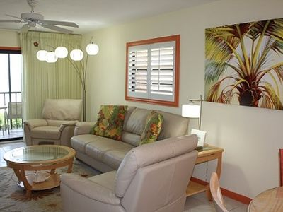 Photo for Ocean's Reach - Unit 1A3 - Directly Beachfront!
