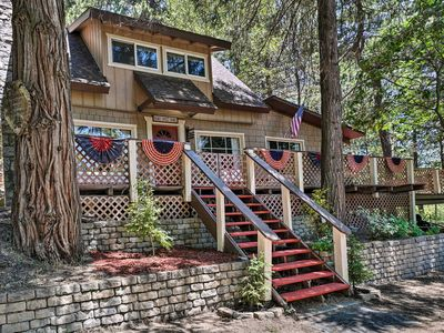 Photo for NEW-Cabin on 50 Acre-Forest, 3Mi to Lake Arrowhead