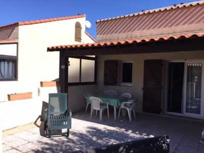 Photo for Villa Port Leucate, 2 bedrooms, 5 persons