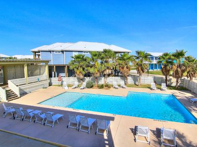 Photo for Sunset Hideaway: Beachy Chic Home, Pool, *FREE GOLF CART, Close to Beach