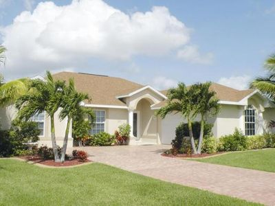Photo for Villa Sunset, Cape Coral  in Florida Westküste - 8 persons, 3 bedrooms