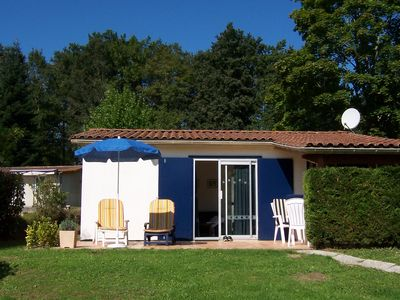 "Photo for Bungalow ""La Tulipe"" 4-persons"