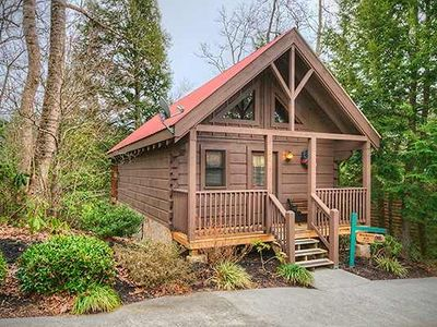 Photo for Great For Couples.. Great Location. Close To Downtonwn Gatlinburg.