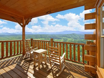 Photo for 1 Bedroom Mountain Escape with Amazing Views