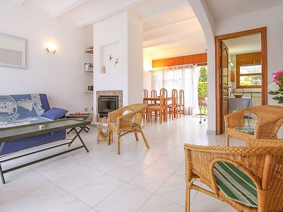 Photo for Apartment 357 m from the center of Calonge with Parking, Pool, Garden, Terrace (105327)