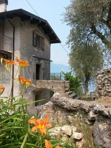 Photo for This beautiful house is located in the village of Casale near Brenzone sul Garda.