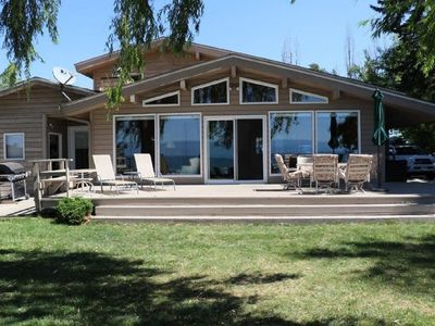 The BEST location on Flathead Lake with water access to Bigfork!