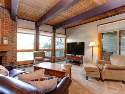 Photo for Great Space for Families or Couples-Convenient to Mountain Activities/Pool & HTs