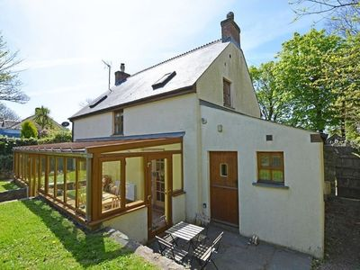 Photo for Spacious Holiday Home in Manorbier with Fenced Garden