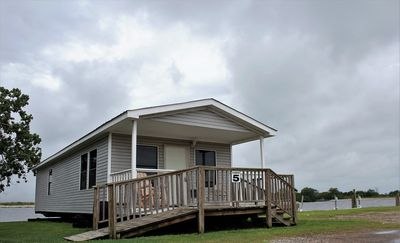 Photo for Cabin 5 - Jean Lafitte Harbor