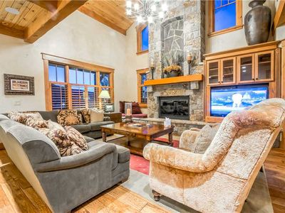 Photo for Ultimate Steamboat Luxury Home Steps Away From Biking And Only Minutes To Downtown!