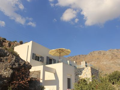 Photo for Elia Petra - Beautiful 4 bed Villa set amongst its own Olive Grove - South Crete
