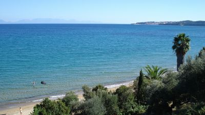 Photo for Giannis House close to the sea peroulia