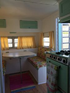 Vintage Playmore Trailer, Fully Restored, Adorable, Sleeps Two
