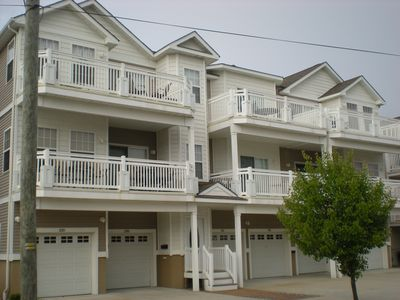 Photo for Pristine Clean! Ocean Views!AFTER LABOR DAY 9/2-9/5 DEAL! IRISH/CLASSIC CAR!