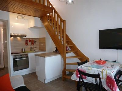 Photo for Apartment Balaruc-les-Bains, 1 bedroom, 4 persons