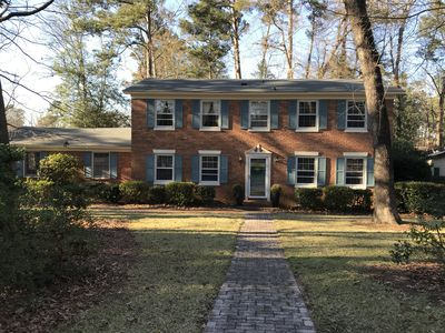 Photo for Convenient and comfortable Masters rental - 4 miles from Augusta National