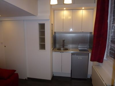Photo for Studio close to the Sorbonne, ideal for visiting Paris on foot