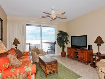 Sterling Breeze Direct Beach Front! Next To Pier Park! Amenities Galore!