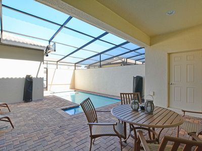 Photo for Private Pool/10 minutes from Disney/Great resort facilities/Modern home