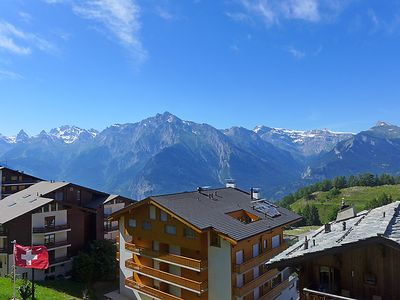 Photo for Apartment Domaine des Reines B4 in Nendaz - 6 persons, 3 bedrooms
