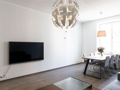 Photo for Modern and stylish four room city apartment