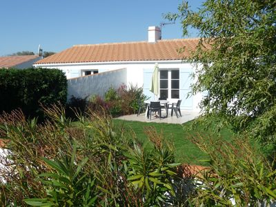 Photo for Full foot villa on the island of Noirmoutier has Barbatre.
