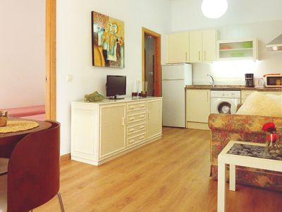 Photo for APARTMENT IN THE HEART OF DOWNTOWN, WIFI, COMMON TERRACE, TOURISM SHOPS AND BARS