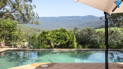 Photo for Frangipani House - with pool in Jamberoo Valley