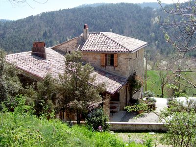 Photo for Charming house in the heart of the Ardeche ♥ with pool