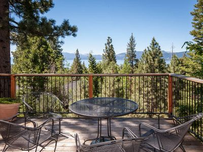 Photo for View at Dollar Point - Traditional 4 BR with Gorgeous Lake Views +Beach and Pool Access